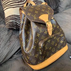 Louis Vuitton MM Backpack